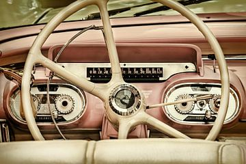 La Cadillac Rose sur Martin Bergsma