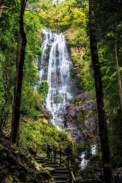 Temurun Waterval van Joran Quinten