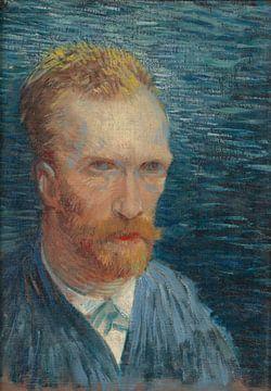 Selbstbildnis 05, Vincent van Gogh