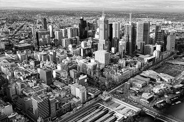 Melbourne, Australië. van Rob van Esch