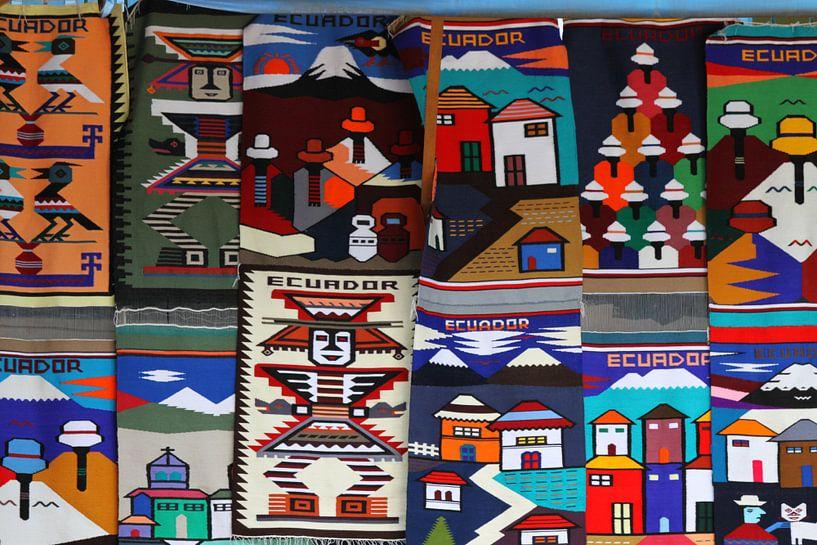 Ecuador van Antwan Janssen