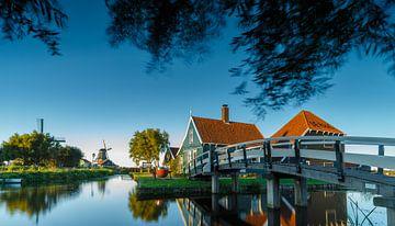 Dutch old houses sur Menno Schaefer