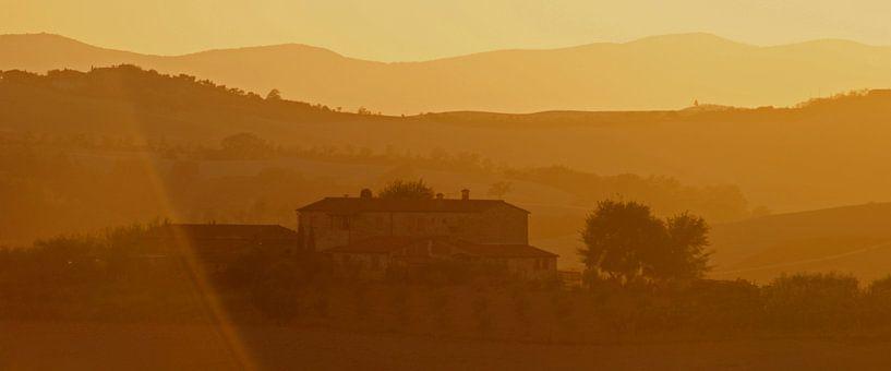 Under the Tuscan Sun van Jeroen van Deel