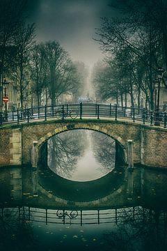 De grachten van Amsterdam van Pamella Peverelli