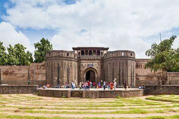 Shaniwarwada à Pune, Inde sur Jan Schuler