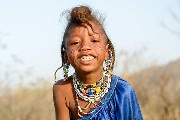 Les Peuls Bororos dans le sud du Tchad sur Maarten van de Biezen