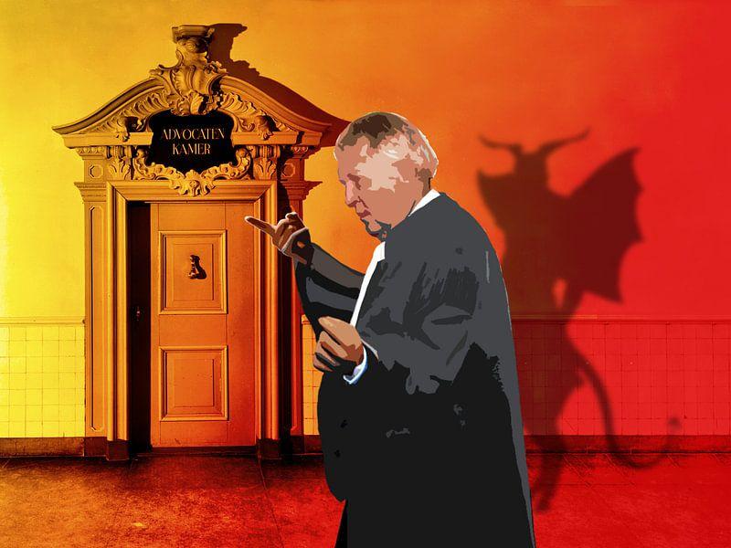 Advocaat van de duivel van Ine Tresoor