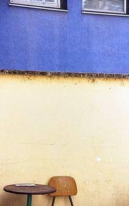 Zagreber Wand von Karlijne Geudens