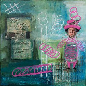 Collage Artis Queen