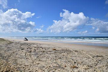 70 Mile Beach Fraser Island von Robert Styppa