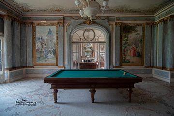 Billardzimmer von lotte .de Bruyn