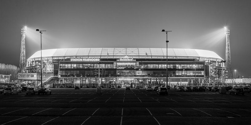 Feyenoord Rotterdam stadion de Kuip 2017 - 12 van Tux Photography
