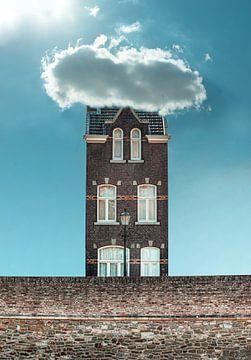 In den Wolken von Diane Cruysberghs