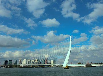 De Brug Van Rotterdam van casper klijnhout