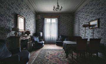 woonkamer van romario rondelez