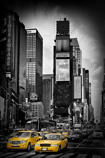 NEW YORK CITY Times Square von Melanie Viola