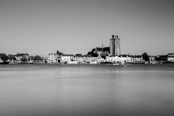 Dordrecht Zwart Wit van Peter Verheijen
