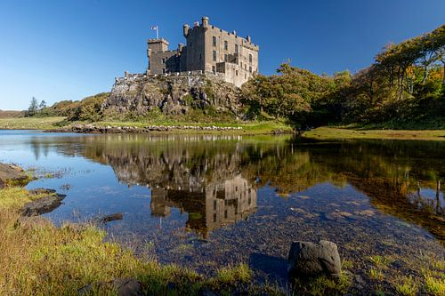 Schottland, Schloss von Edwin Kooren