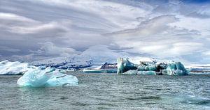 Down at Vatnajökull