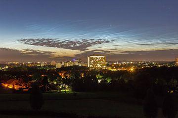 leuchtende Nachtwolken Heerlen 1 von Francois Debets