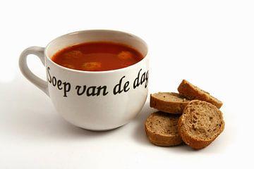 Suppe des Tages von Yvonne Smits