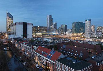 Skyline II van Bart van Hoek