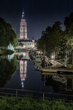 Breda Port New Mark sur Andre Gerbens