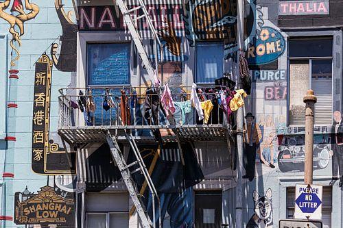 Kreativer Balkon van