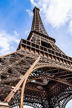 Eiffeltoren in perspectief van Marcel de Bont