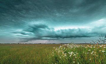Onweer op komst van Alvin Aarnoutse