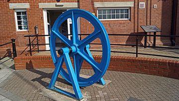 Middlesbrough transporter brug aandrijfwiel van Babetts Bildergalerie