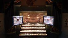 Photo de nos clients: Orgue Dom Church Utrecht sur Gerrit Veldman, sur fond d'écran