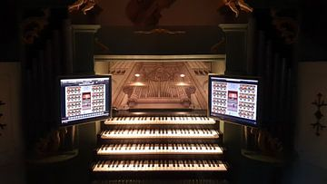 Klantfoto: Orgel Domkerk Utrecht