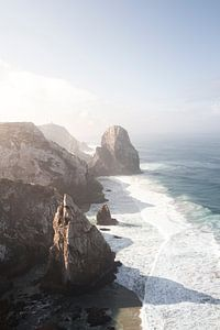 Spectaculair uitzicht op de Portugese kust van