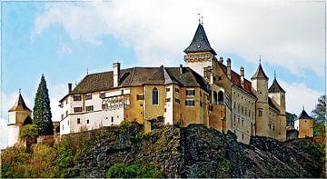 Rosenburg von Leopold Brix