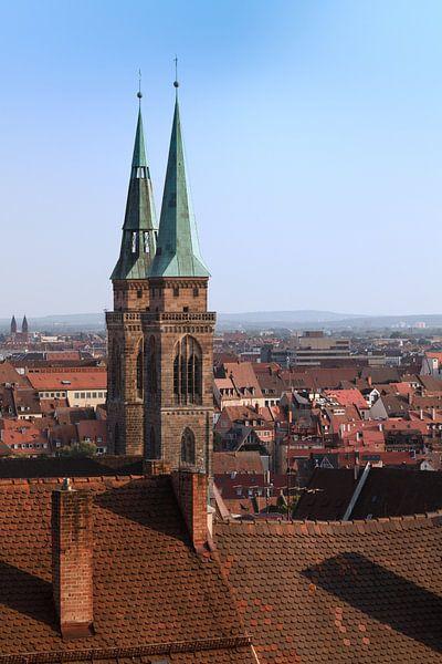 St. Sebaldus, Nürnberg van Jan Schuler