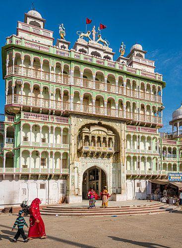 Rani Sati-Tempel Jhunjhunu, Shekawati