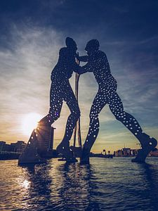 Berlin – Molecule Man van