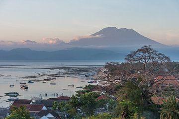 Mount Agung Bali von Lex van Doorn