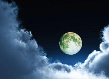 De maan van Alexandra Kleist
