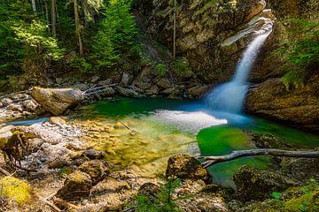 Verstecktes Wasserfall Paradies von MindScape Photography