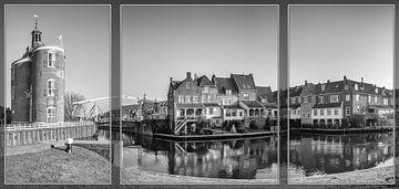Enkhuizen Niederlande von Elly van Veen