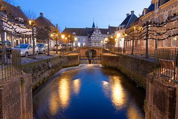 Oude haven te Amersfoort