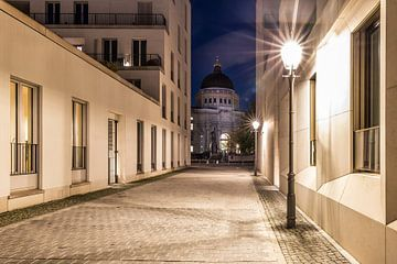 Blick auf das neue Berliner Stadtschloss von Frank Herrmann