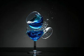 Gooi je eigen glazen in van Wim van der Wind