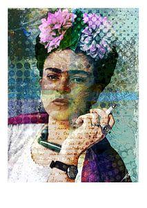 Frida Kahlo 03 van