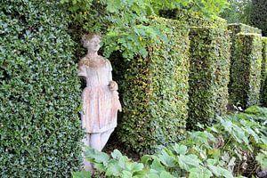 Statue dans le jardin de la Villa Augustus
