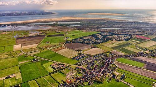 Texel Den Hoorn, Mokbaai de Hors sur
