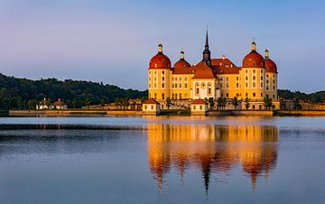 Moritzburg, Allemagne sur Adelheid Smitt