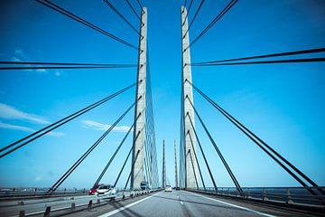 Brug in Zweden van Sytse Dijkstra